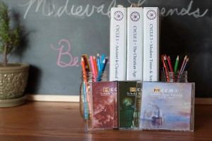 Schola Rose Classically Catholic Memory Work