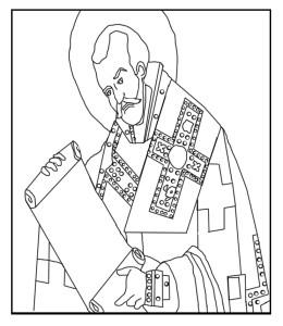 St John Chrusostom BCD