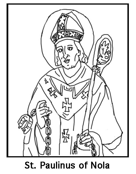 St  Paulinus of Nola