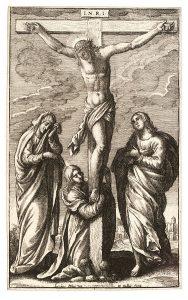 376px-Wenceslas_Hollar_-_The_crucifixion