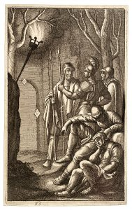 378px-Wenceslas_Hollar_-_The_watch_at_the_tomb