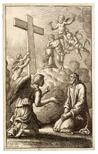 384px-Wenceslas_Hollar_-_Christ_foresees_his_agony