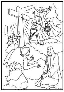 Jesus Agony in the Garden