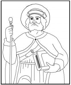 Saint Fridolin