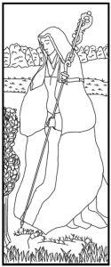 St Gertrude of Nivelles copy