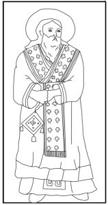 St. Sophronius copy