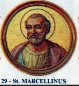 Pope Marcellinus