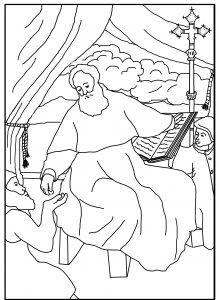 Saint John the Almoner copy