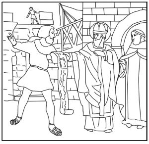 Saint Paternus Bishop April 15