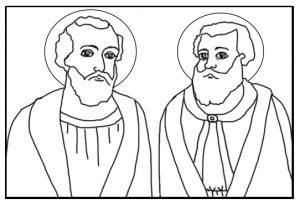 Saints Cletus and Marcellinus