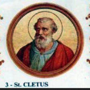 St Cletus