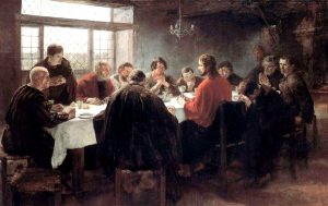 Lord's Supper Liturgy
