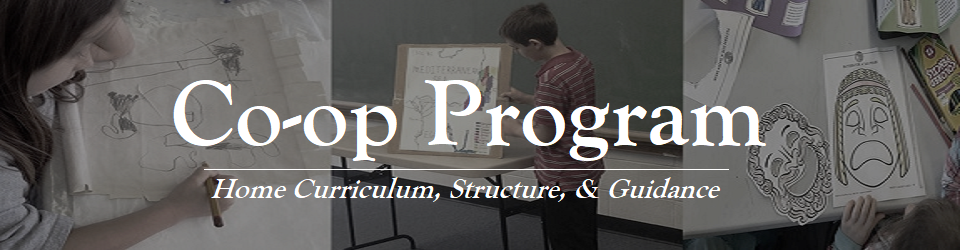 Co-op Program with Words