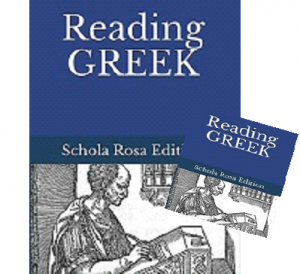 Reading Greek Book and CD